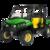 """Иконка для wialon от global-trace.ru """"Мотовездеход JOHN-DEERE - XUV550-S4 с лебедкой"""""""