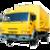 Иконка для wialon от global-trace.ru: Камаз-4308-A3 бортовой тентованный
