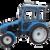Иконка для wialon от global-trace.ru: ХТЗ-2511