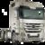 Иконка для wialon от global-trace.ru: Mercedes-Benz Actros