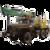Иконка для wialon от global-trace.ru: Урал лесовоз