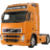 Иконка для wialon от global-trace.ru: VOLVO FH (1)