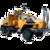 Иконка для wialon от global-trace.ru: Урал лесовоз (1)
