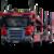 Иконка для wialon от global-trace.ru: Scania P-Series ('2004)