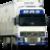 Иконка для wialon от global-trace.ru: Volvo FH первое поколение с полуприцепом (8)