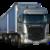 Иконка для wialon от global-trace.ru: SCANIA R500 автовоз бортовой тентованный