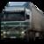 Иконка для wialon от global-trace.ru: Volvo FH первое поколение с полуприцепом (13)