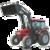 Иконка для wialon от global-trace.ru: Погрузчик фронтальный Беларус 1221П11
