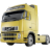 Иконка для wialon от global-trace.ru: VOLVO FH (2)