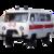 "Иконка для wialon от global-trace.ru ""УАЗ-3962 (буханка) Скорая помощь (1)"""