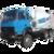 Иконка для wialon от global-trace.ru: Урал-63685 автобетоносмеситель