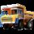 Иконка для wialon от global-trace.ru: БелАЗ-7540B