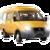 "Иконка для wialon от global-trace.ru ""Газель-Бизнес автобус (2)"""