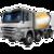 Иконка для wialon от global-trace.ru: миксер