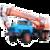 Иконка для wialon от global-trace.ru: Урал-4320 Ульяновец МКТ-25,5