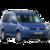 "Иконка для wialon от global-trace.ru ""Volkswagen Caddy (11)"""