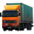 Иконка для wialon от global-trace.ru: Volvo FH первое поколение с полуприцепом (12)