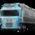 Иконка для wialon от global-trace.ru: Volvo FH третье поколение с полуприцепом (16)