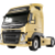 Иконка для wialon от global-trace.ru: Volvo FM (6)