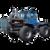Иконка для wialon от global-trace.ru: Т-150К (1)