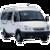 Иконка для wialon от global-trace.ru: Газель автобус (1)