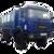 Иконка для wialon от global-trace.ru: Урал-32552 (4)