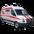 """Иконка для wialon от global-trace.ru """"Volkswagen Crafter скорая помощь"""""""