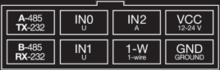 Разъём Arnavi Integral 3