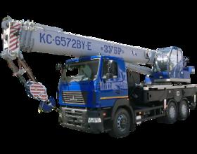 МАЗ KC-6572BY-E ЗУБР